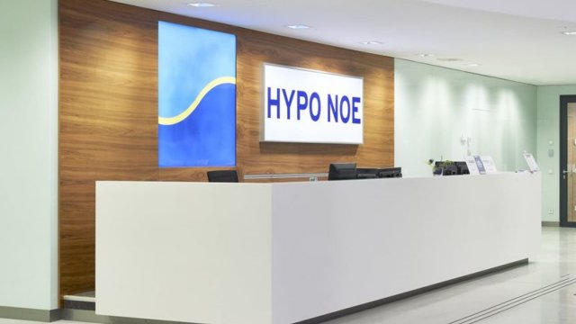 HYPO NOE Konzernzentrale in St. Pölten