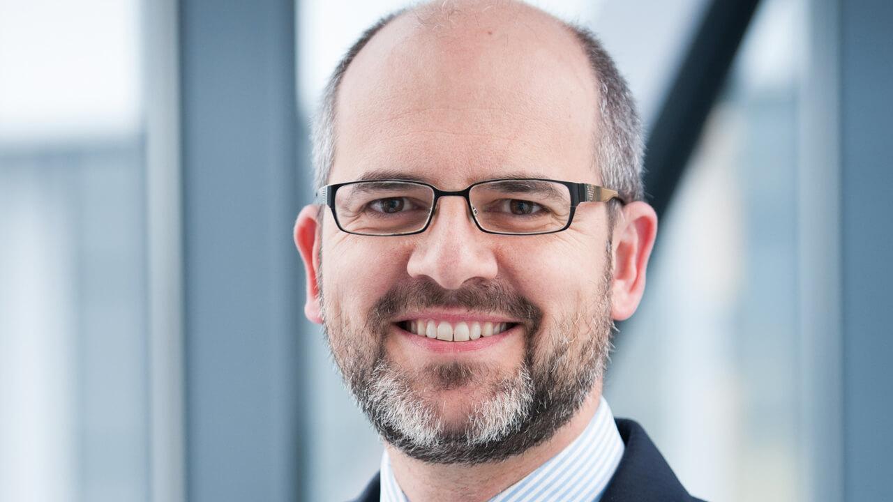 Udo Müller, CEO von paysafecard