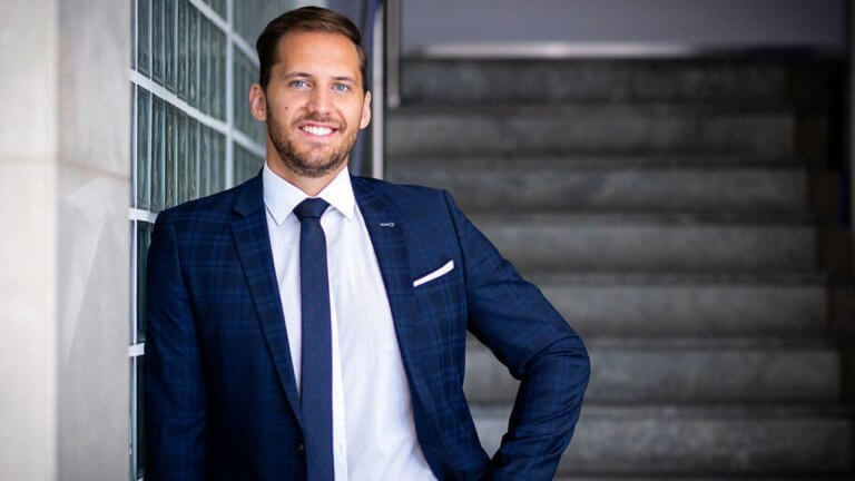 Paul Johannes Spittau, Key Account Manager der DONAU Brokerline