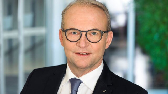 Reinhard Gojer, Vorstandsdirektor der DONAU