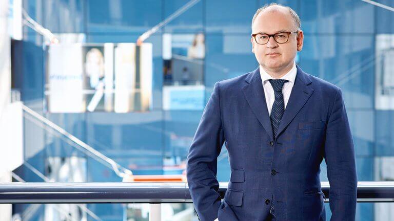 Bernd Spalt, CEO Erste Group