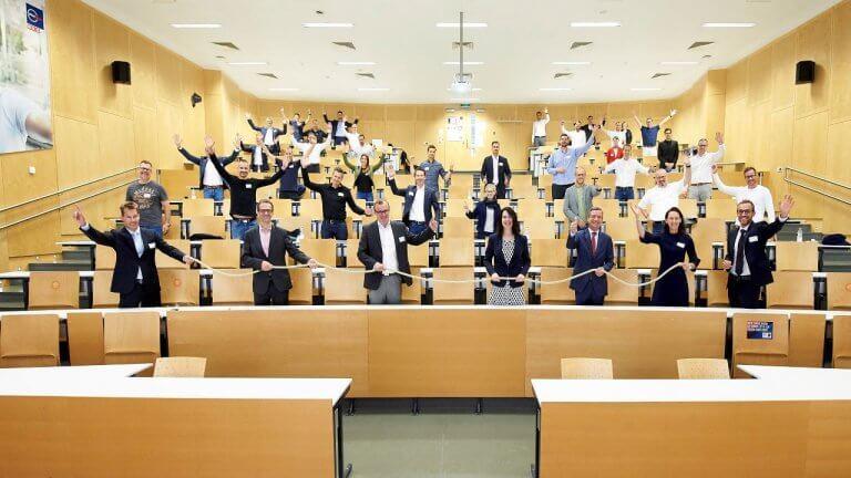 Raiffeisen Campus und FHWien der WKW entwickelten Master-Studium Premium Banking