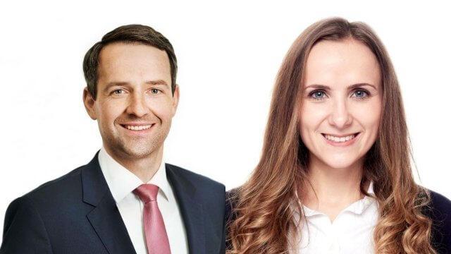 Jürgen Leitner, Partner bei EFS Unternehmensberatung GmbH, und Liliana Simon, Projektleiterin, bei EFS Unternehmensberatung GmbH