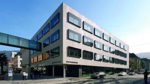 Zentrale der Hypo Vorarlberg