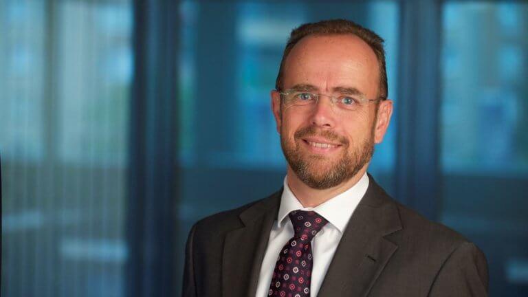 Martin Bruckner, Chief Investment Officer der Allianz Gruppe in Österreich