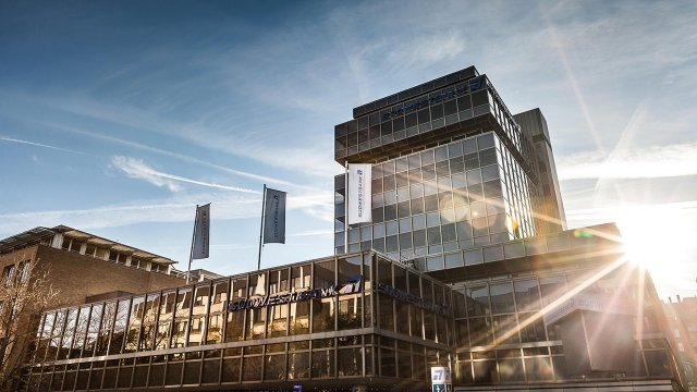 Zentrale der Südwestbank in Stuttgart