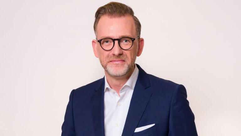Ingo Hofmann, Vorstandssprecher der Merkur Versicherung