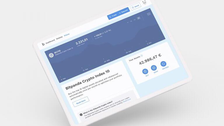 Bitpanda Crypto Index