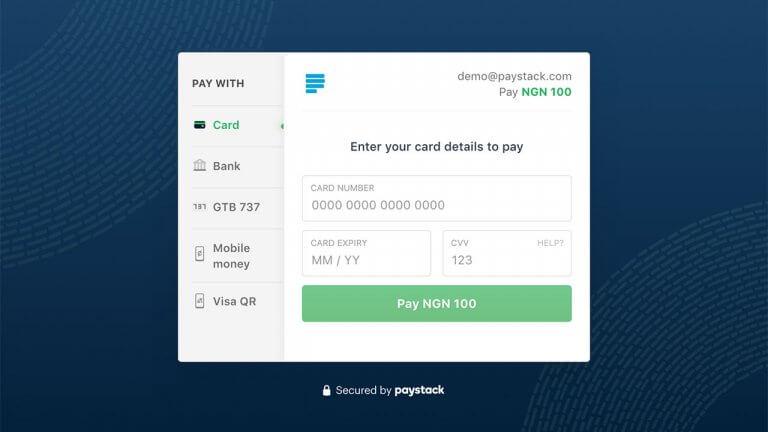 Über 60.000 Unternehmen und Organisationen in Nigeria und Ghana nutzen Paystack bereits als Zahlungsdienstleister.