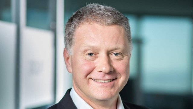 Wolfgang Barvir, Head of Financial Services bei Capgemini in Österreich