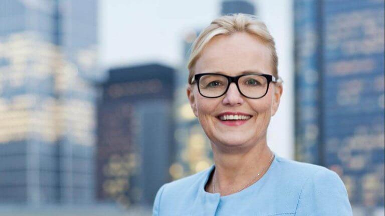 Ute König, Head of Business Development Central Europe, VISA