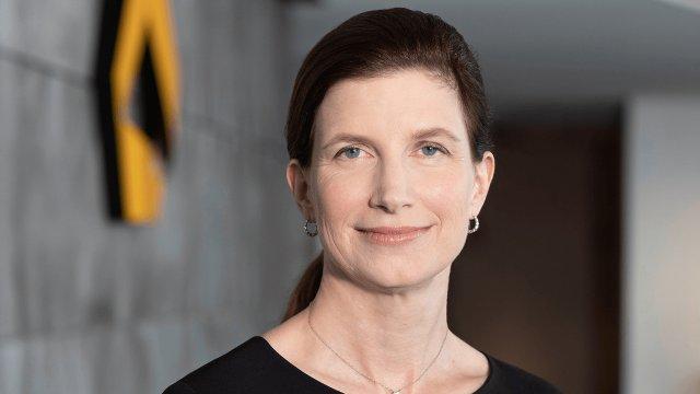 Dr. Bettina Orlopp, Mitglied des Vorstands Commerzbank