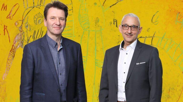 HDI Vorstandsvorsitzender Günther Weiss und Vorstandsmitglied Ing. Thomas Lackner