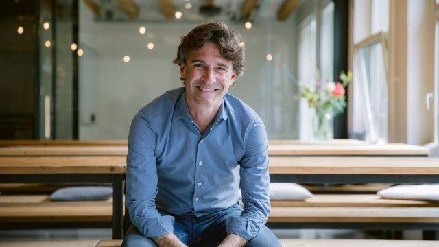 Nick Bortot, Gründer und CEO von BUX