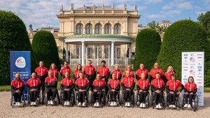Das Paralympic Team Austria