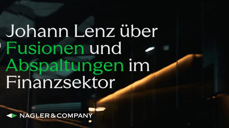 Johann Lenz, Nagler & Company, spricht im Interview über seine Erfahrung mit Unternehmensfusionen bzw. -abspaltungs-Prozessen, gibt anwendbare Tipps und stellt das Vergleichstool NCDiff vor, das in diesen Prozessen hilfreich sein kann.